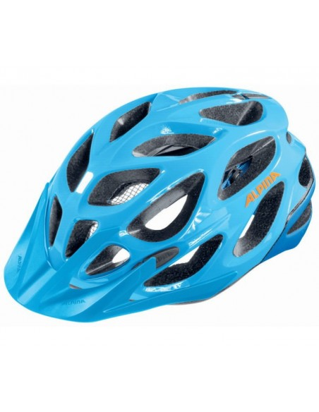 Alpina Mythos 2.0 kask rowerowy - Blue Orange