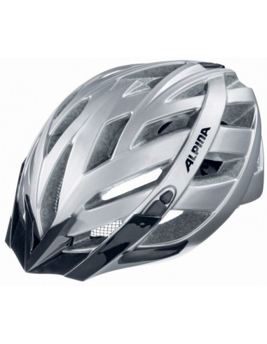Alpina Panoma kask rowerowy - Silver
