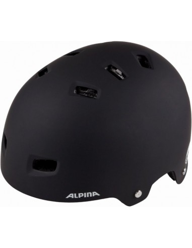 Kask freestyle Alpina Park - Black