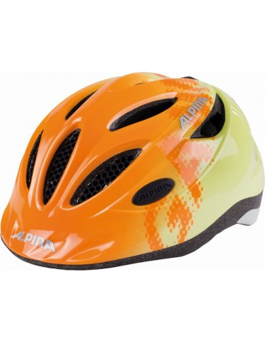 Alpina Gamma 2.0 kask rowerowy - Orange Yellow