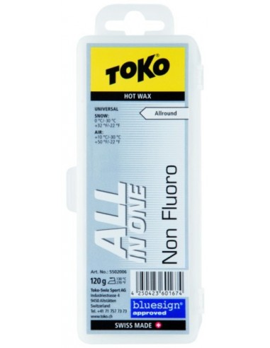 Smar na gorąco NF All-in-one 120g Toko
