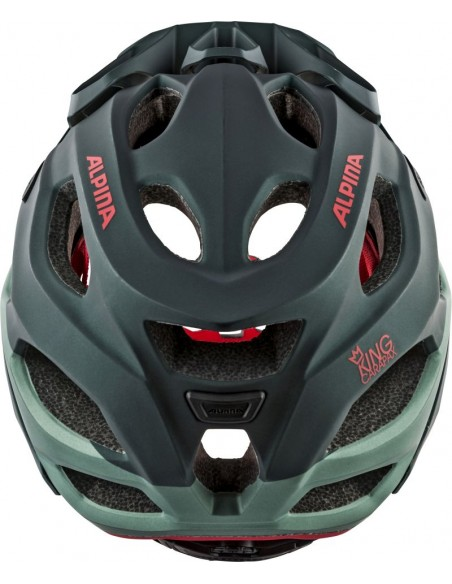 Kask rowerowy do Downhillu King Carapax Alpina